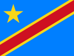 Airplane schedules of Democratic Republic of the Congo